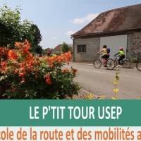 Le ptit tour Usep, école de la route et des mobilités actives